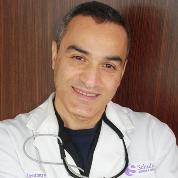 Dr. Sinan Jawad, Dentist